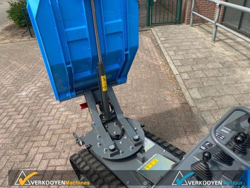 Minidumper типа Messersi TC100d Swivel Dumper, Gebrauchtmaschine в Vessem (Фотография 8)