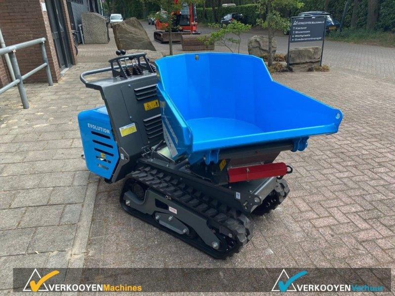 Minidumper типа Messersi TC100d Swivel Dumper, Gebrauchtmaschine в Vessem (Фотография 4)