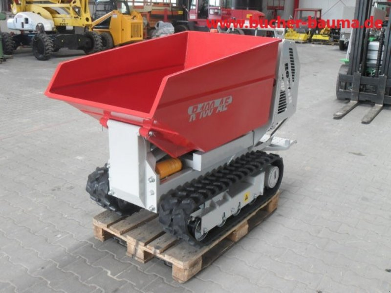 Minidumper des Typs Rotair R 100 AE, Neumaschine in Obrigheim (Bild 1)
