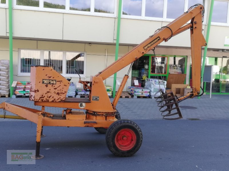 Mistkran типа Griesser 1614, Gebrauchtmaschine в Bad Mergentheim (Фотография 1)