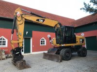 Caterpillar M 315 D BJ 2010 4500Bh Powertilt MS10 Mobilbagger Mobilbagger