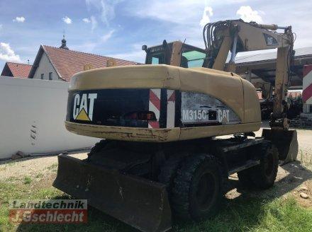 Mobilbagger типа Caterpillar M 315C, Gebrauchtmaschine в Mühldorf (Фотография 8)