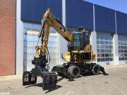 Mobilbagger des Typs Caterpillar M 316 D Wheel Excavator, Gebrauchtmaschine in ANDELST