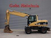 Caterpillar M316C Verstellausleger Mobilbagger