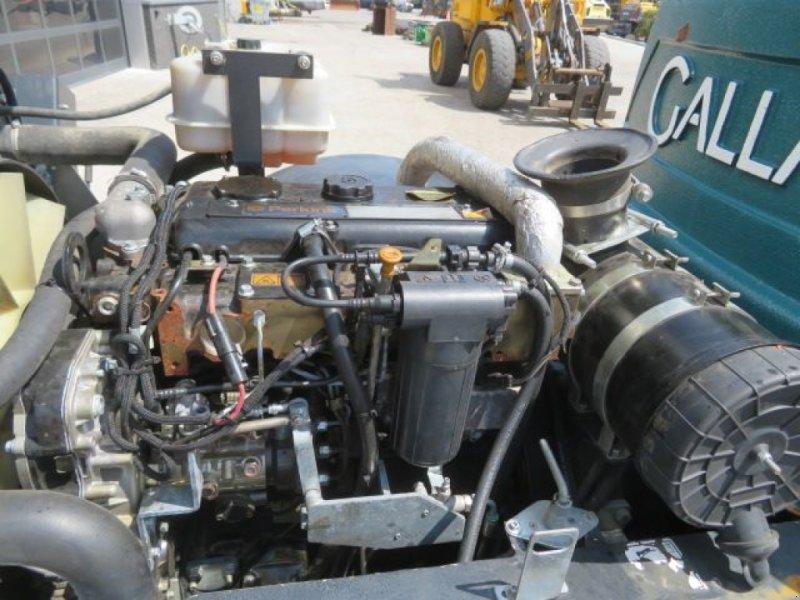 Mobilbagger типа Gallmac TG10, Gebrauchtmaschine в Holten (Фотография 8)