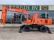 Mobilbagger tip Hitachi ZX 210 W, Gebrauchtmaschine in Roosendaal
