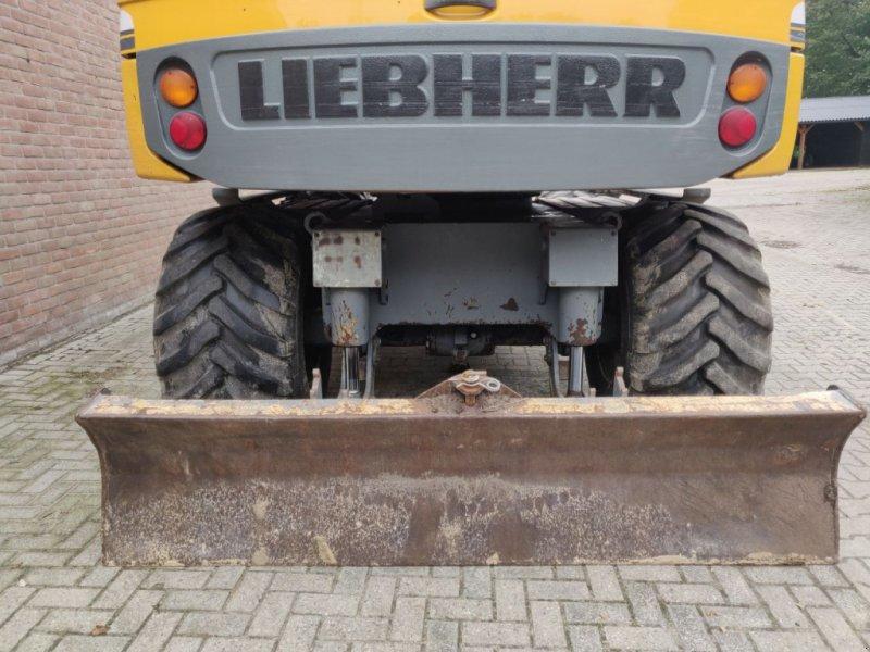 Mobilbagger типа Liebherr 316, Gebrauchtmaschine в Holten (Фотография 1)