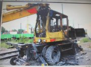 Liebherr A900 ZW Litronic (For Parts) Mobilbagger