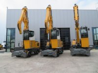 Liebherr LH24M Litronic/Industry Mobilbagger