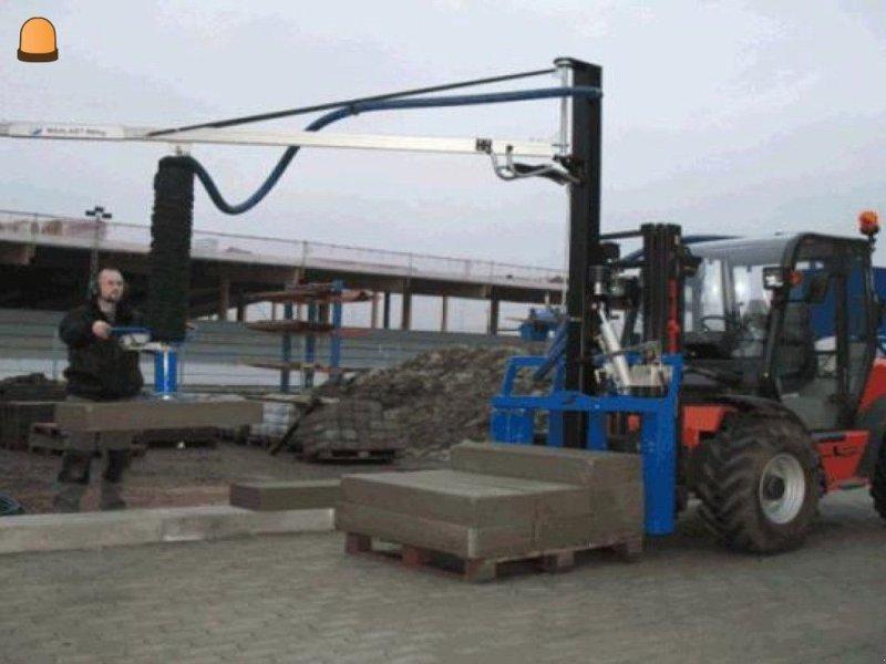 Mobilbagger typu Sonstige Onbekend, Gebrauchtmaschine w Zoetermeer (Zdjęcie 1)