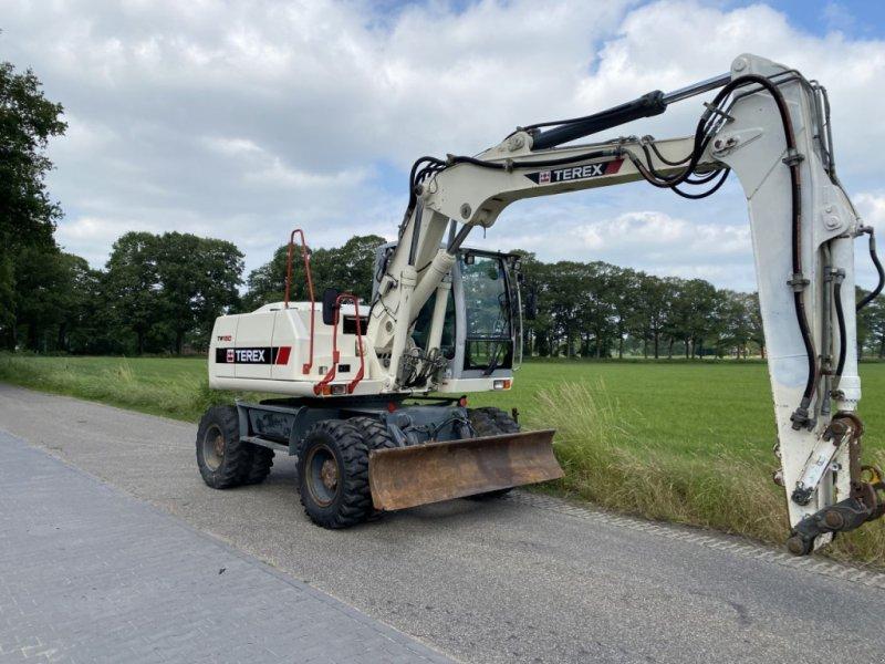 Mobilbagger типа Sonstige Terex Tw 160 TW160, Gebrauchtmaschine в Vragender (Фотография 1)