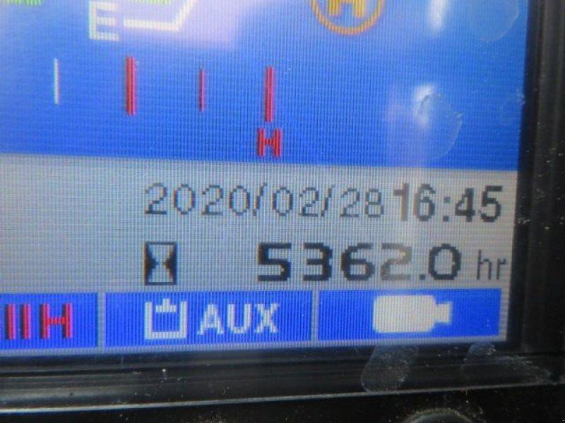 Mobilbagger типа Takeuchi TB295, Gebrauchtmaschine в Holten (Фотография 6)