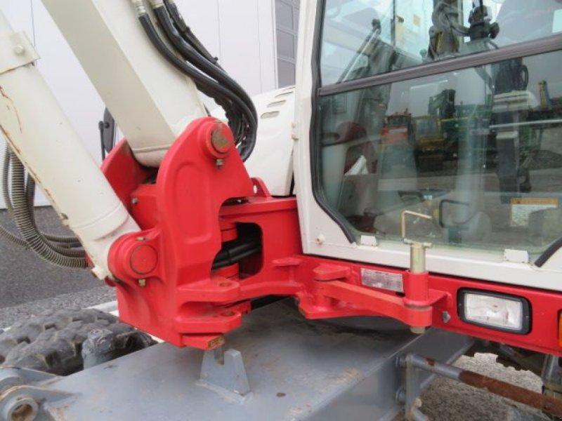 Mobilbagger типа Takeuchi TB295, Gebrauchtmaschine в Holten (Фотография 7)