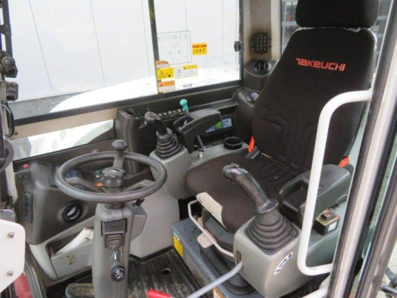 Mobilbagger типа Takeuchi TB295, Gebrauchtmaschine в Holten (Фотография 5)