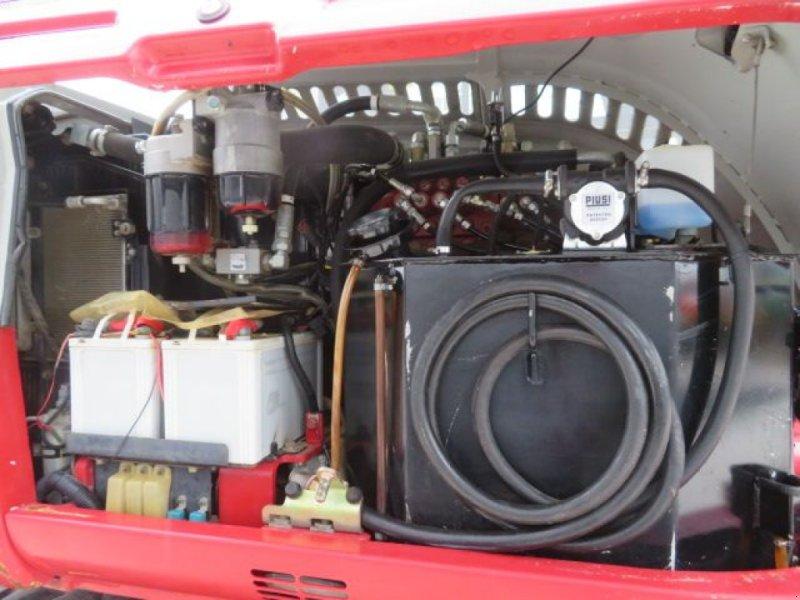 Mobilbagger типа Takeuchi TB295, Gebrauchtmaschine в Holten (Фотография 9)