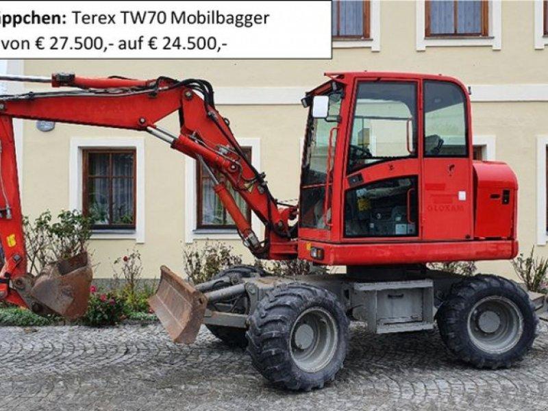 Mobilbagger типа Terex TW70 Mobilbagger PREISREDUZIERT, Gebrauchtmaschine в Brunn an der Wild (Фотография 1)