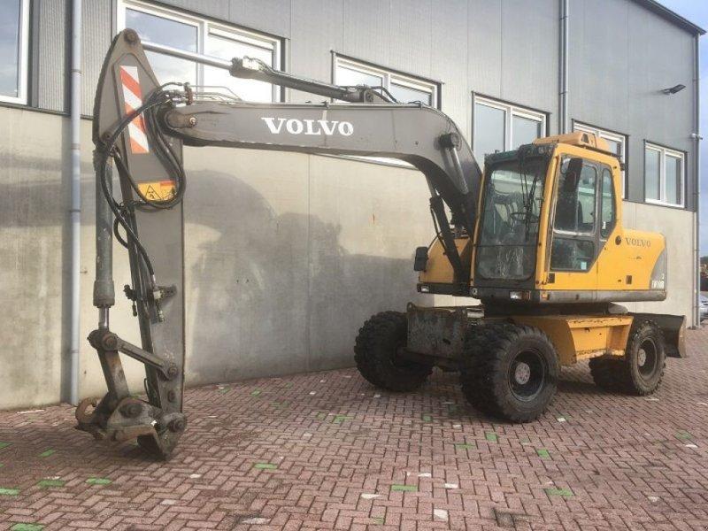Mobilbagger типа Volvo EW160B, Gebrauchtmaschine в Barneveld (Фотография 1)