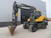 Mobilbagger a típus Volvo EW160D, Gebrauchtmaschine ekkor: Holten