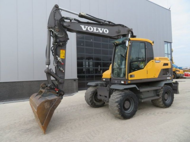 Mobilbagger типа Volvo EW160D, Gebrauchtmaschine в Holten (Фотография 1)