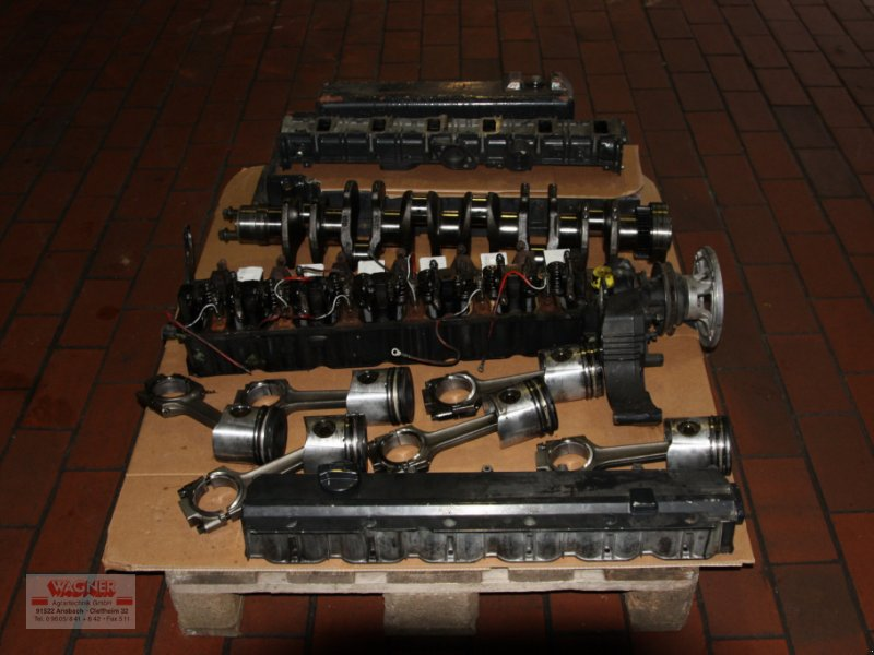 Motor & Motorteile des Typs Deutz-Fahr BF6M1012E Agrotron 105 MK3, Gebrauchtmaschine in Ansbach (Bild 1)