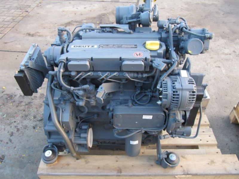 Motor & Motorteile a típus Deutz TCD 4.1 L4 NEUER MOTOR, Neumaschine ekkor: Nussdorf (Kép 1)