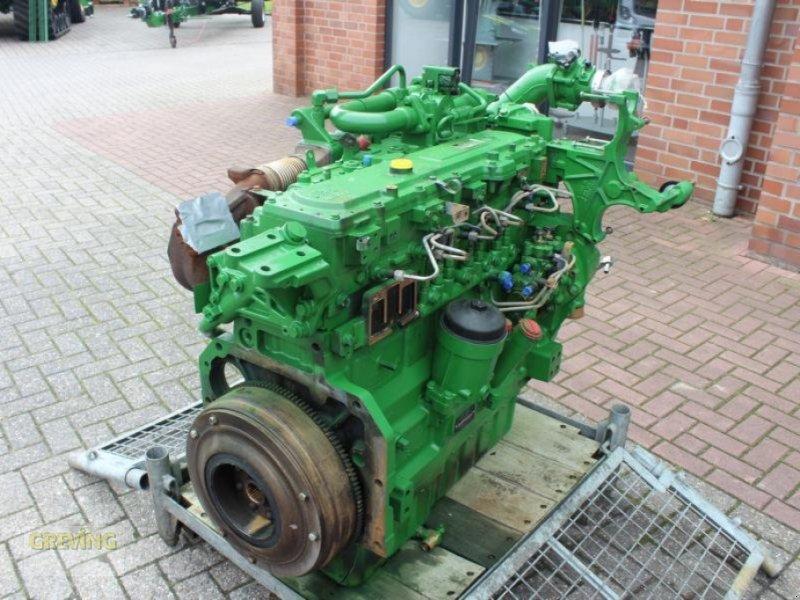 Motor & Motorteile typu John Deere Motor T660, Gebrauchtmaschine v Ahaus (Obrázok 1)