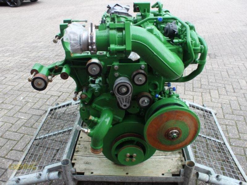 Motor & Motorteile typu John Deere Motor T660, Gebrauchtmaschine v Ahaus (Obrázok 3)