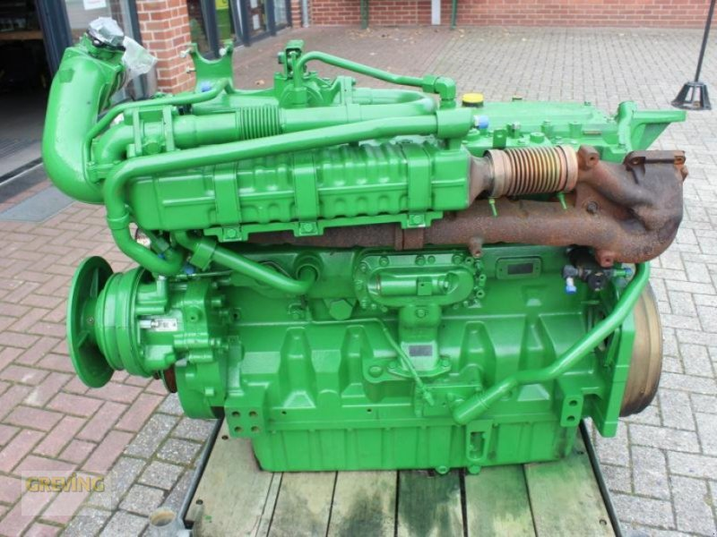 Motor & Motorteile typu John Deere Motor T660, Gebrauchtmaschine v Ahaus (Obrázok 4)