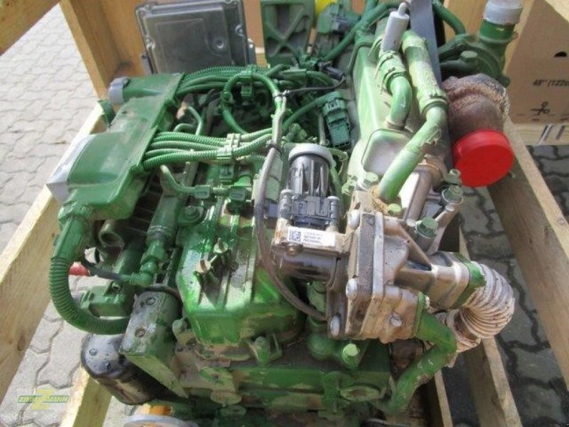 Motor & Motorteile типа John Deere Motor, Gebrauchtmaschine в Wesseling-Berzdorf (Фотография 1)
