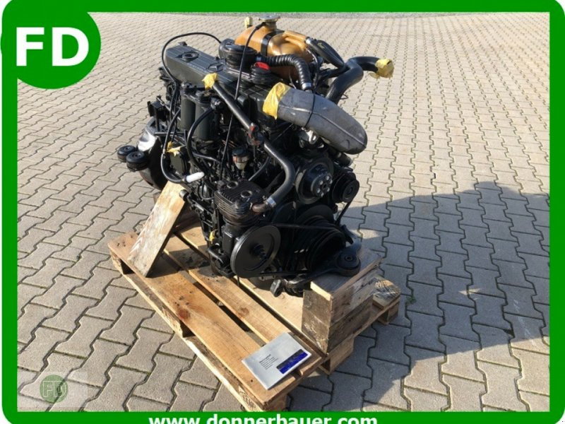 Motor & Motorteile des Typs Mercedes-Benz Motor für Unimog, MB trac, OM366 A mit 114 KW, komplett, wenig Bts, Gebrauchtmaschine in Hinterschmiding (Bild 1)