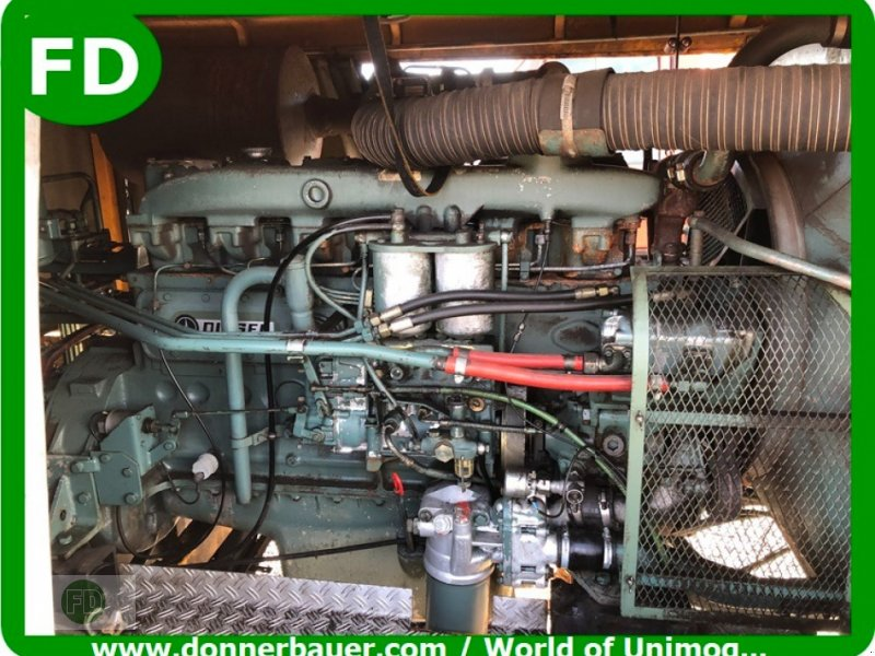 Motor & Motorteile des Typs Mercedes-Benz Motor OM355A, OM 355A , Mercedes Motor OM 355A, Gebrauchtmaschine in Hinterschmiding (Bild 1)