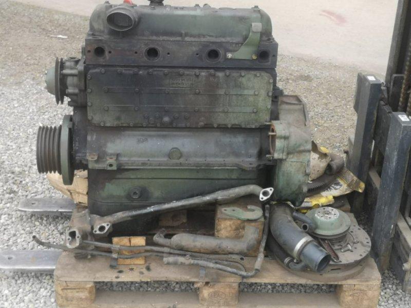 Motor und Motorteile typu Mercedes Motor OM 362 6-Zylinder sowie 366 rep. bedürftig, Gebrauchtmaschine w Schutterzell (Zdjęcie 1)