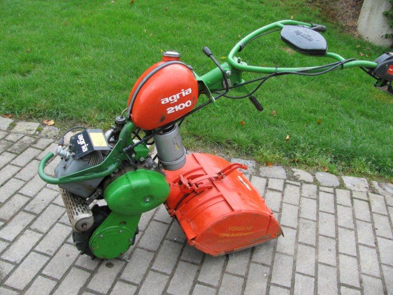 Motorhacke typu Agria 2100, Gebrauchtmaschine w Hückelhoven (Zdjęcie 1)
