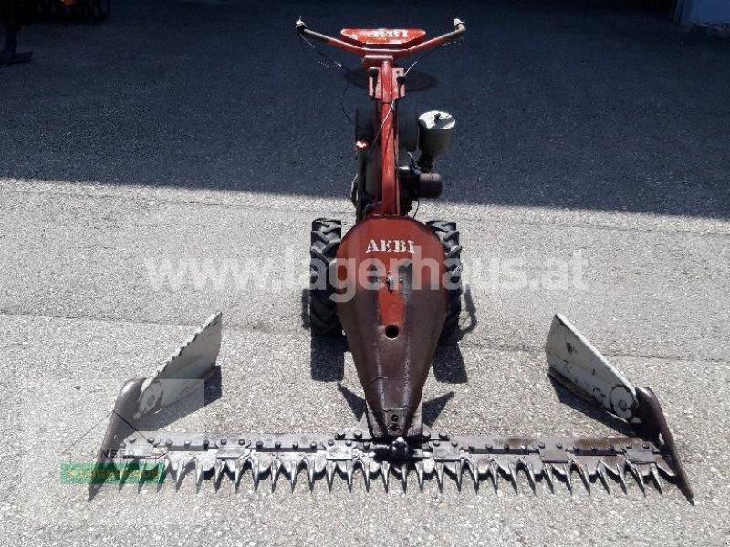 Motormäher типа Aebi AM 9, Gebrauchtmaschine в Aschbach (Фотография 1)