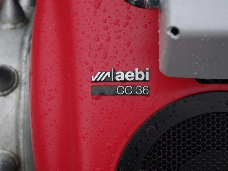 Motormäher des Typs Aebi CC 36 Hydro, Gebrauchtmaschine in Villach (Bild 4)