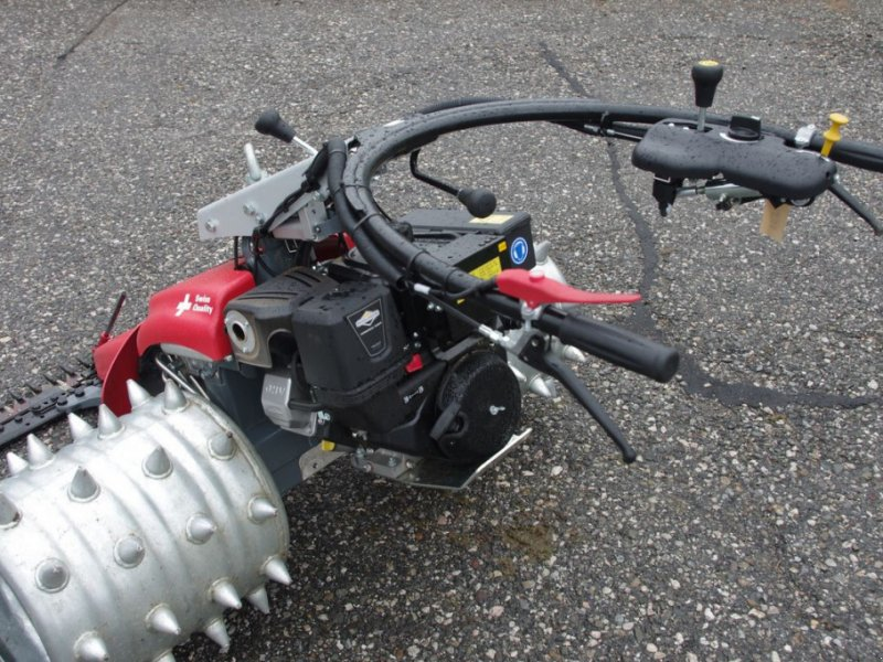 Motormäher des Typs Aebi CC 36 Hydro, Gebrauchtmaschine in Villach (Bild 5)