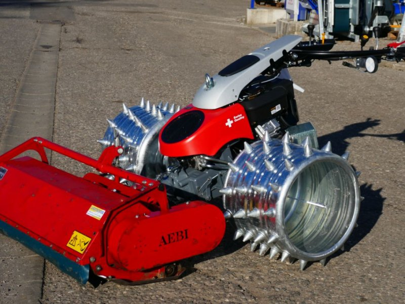 Motormäher typu Aebi CC 66 Hydro, Gebrauchtmaschine w Villach (Zdjęcie 1)