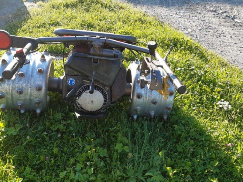 Motormäher типа Aebi HC 44, Gebrauchtmaschine в Burgkirchen (Фотография 1)