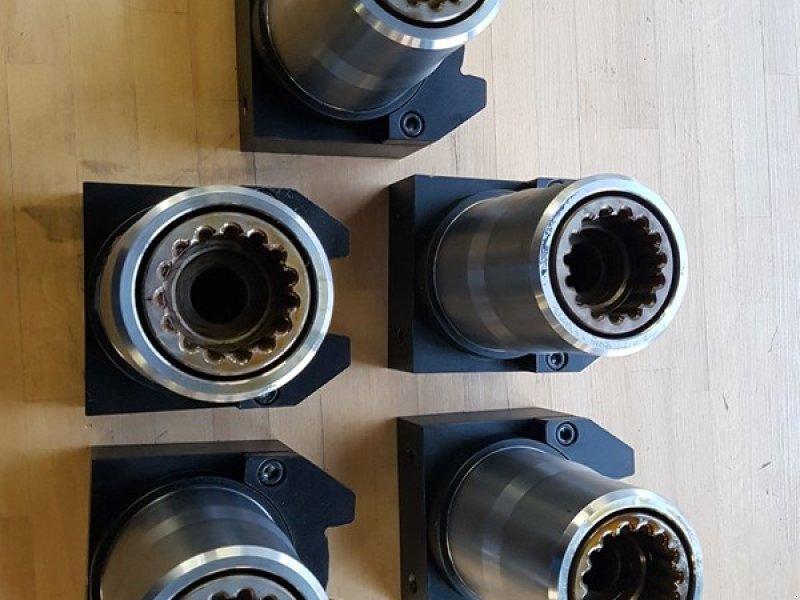 Motormäher типа Aebi zu Rapid Twister 140 / 180 / 220, Neumaschine в Altendorf (Фотография 1)