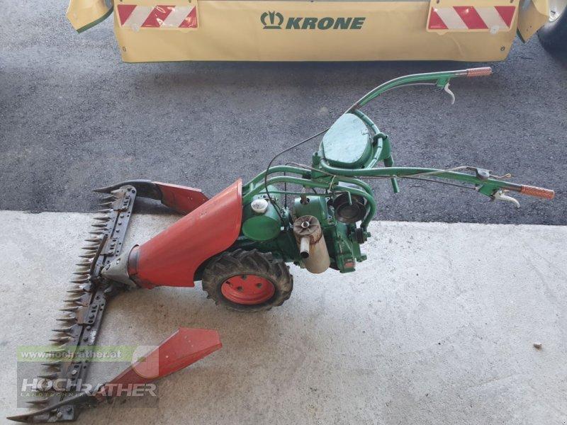 Motormäher tip Agria Agriar, Gebrauchtmaschine in Kronstorf (Poză 1)