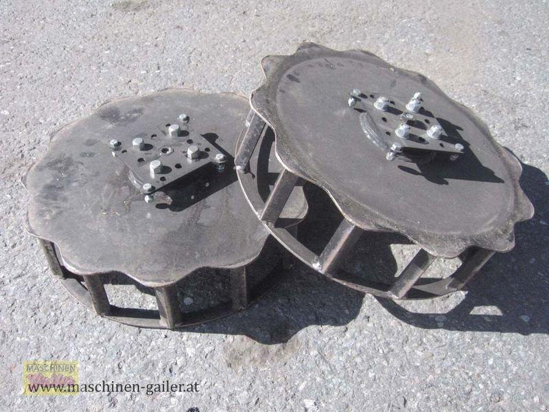 Motormäher typu BCS Gitterräder 5.0-10, Neumaschine w Kötschach (Zdjęcie 1)
