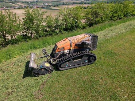 Energreen RoboEVO | Ferngesteuerter Geräteträger Motormäher