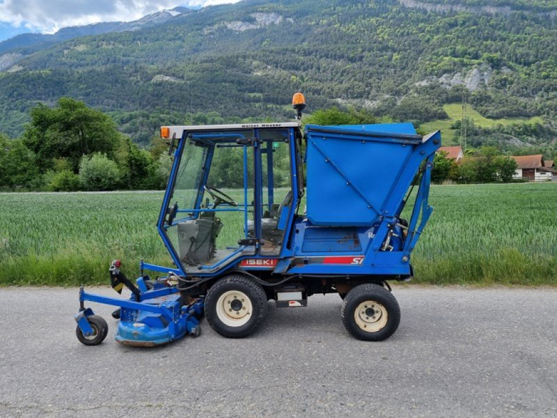 Motormäher типа Iseki SF 300 Geräteträger, Gebrauchtmaschine в Chur (Фотография 1)