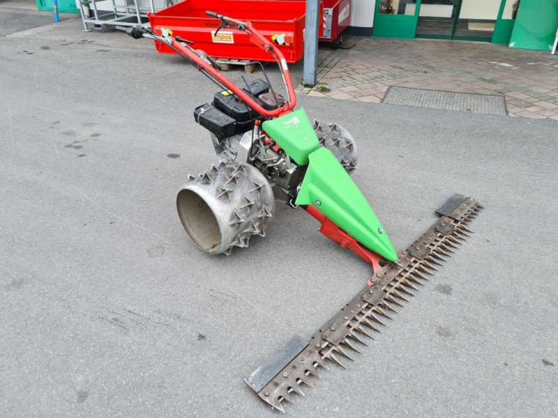 Motormäher типа Rapid Motormäher Swiss, Gebrauchtmaschine в Bruck (Фотография 1)