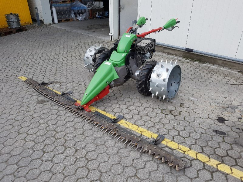 Motormäher типа Rapid Orbito 620 Motormäher, Gebrauchtmaschine в Chur (Фотография 1)