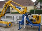 Bomford Kestrel 5,0 1,20 meter slaglehoved  fremført arm Motorsense