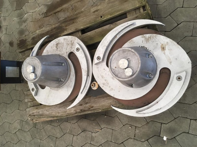 Motorsense a típus Sonstige JAK SP120, Gebrauchtmaschine ekkor: Havndal (Kép 1)