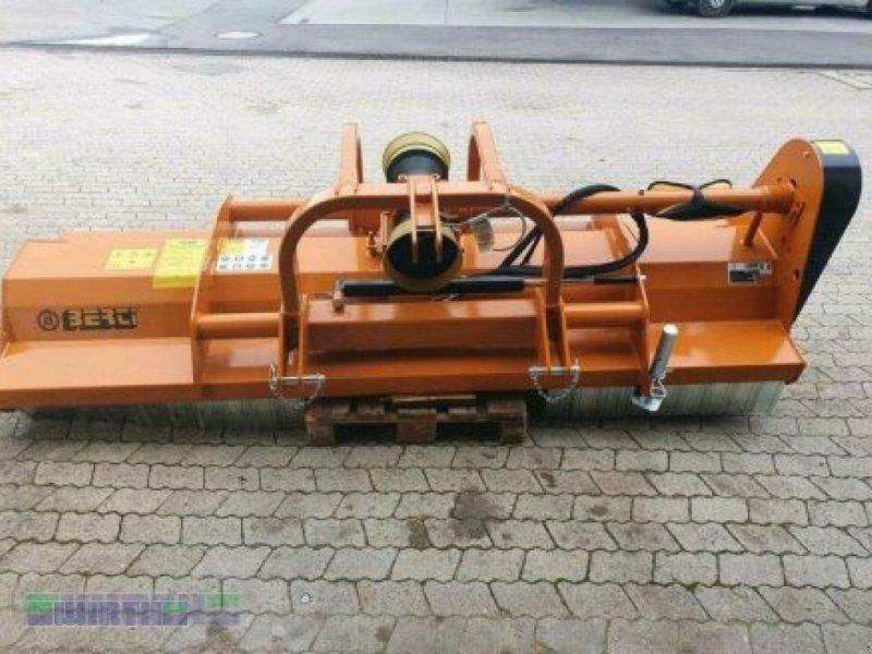 Mulcher des Typs Berti EKR/S 285, Seitenverschiebung, Heck- und Frontmulcher, Neumaschine in Buchdorf (Bild 1)