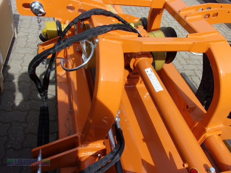 Mulcher des Typs Berti EKR/S 285, Neumaschine in Buchdorf (Bild 6)