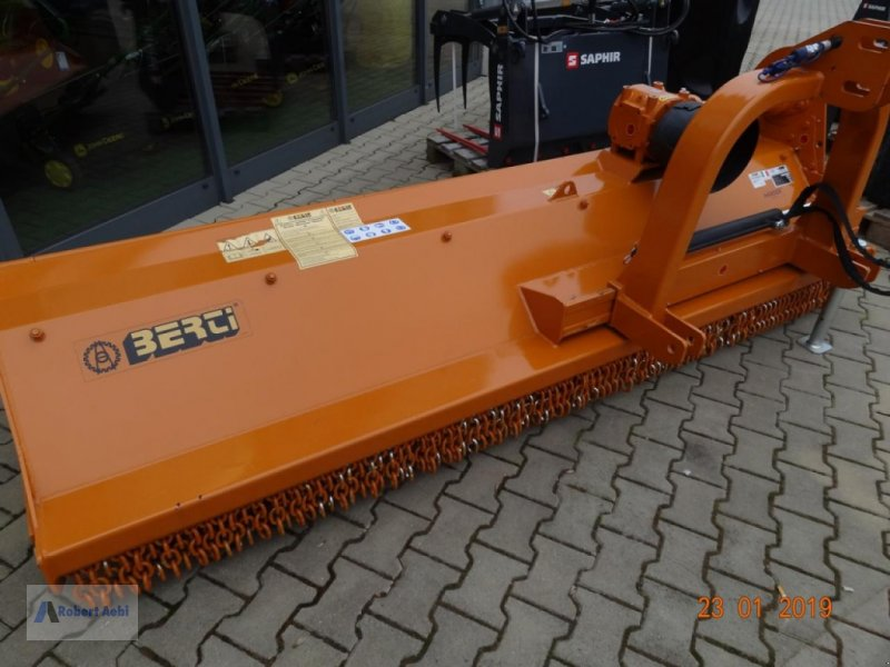 Mulcher des Typs Berti TBM/S 285, Neumaschine in Losheim (Bild 1)